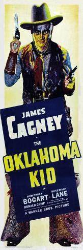 The Oklahoma Kid, 1939 Art Print