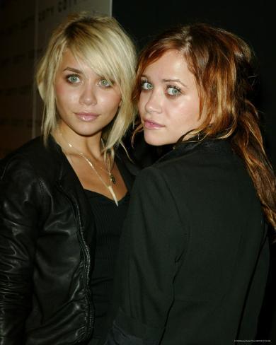 The Olsen Twins Photo