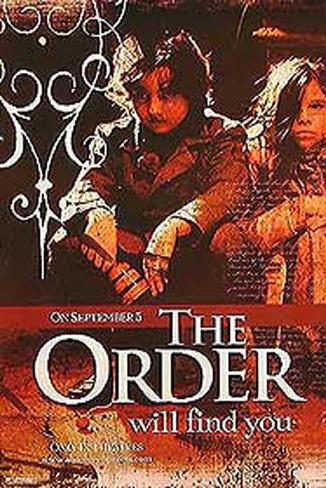The Order Original Poster