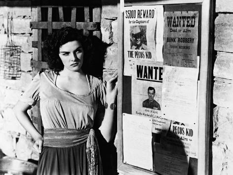 The Outlaw, 1943 Photographic Print