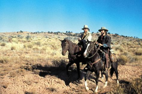 The Outlaw Josey Wales, Chief Dan George, Clint Eastwood, 1976 Foto