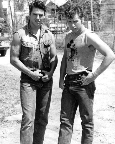 The Outsiders (1983) Fotografia