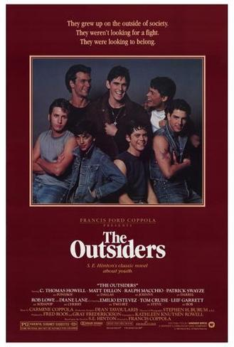 The Outsiders Poster