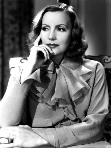 The Painted Veil, Greta Garbo, 1934 Photo