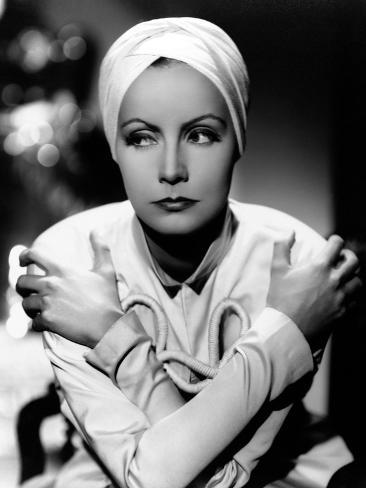 The Painted Veil, Greta Garbo, Directed by Richard Boleslavski, 1934 Photographic Print