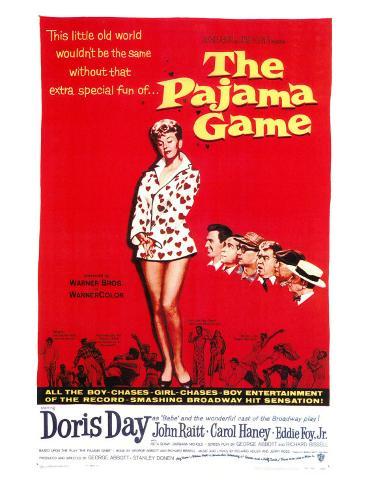 The Pajama Game, 1957 Art Print