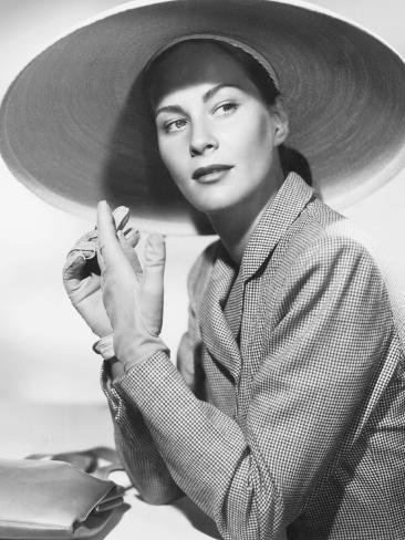The Paradine Case, Alida Valli, 1947 Photo