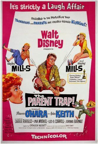 The Parent Trap Masterprint