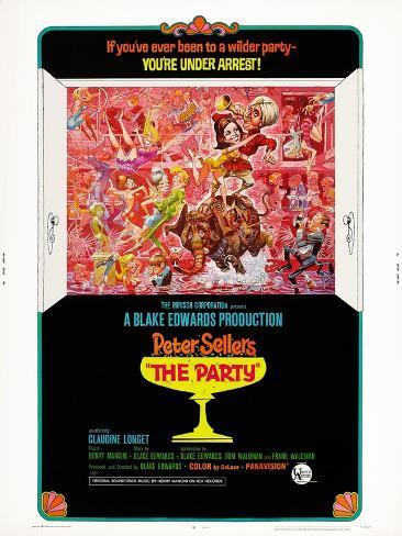 The Party Lámina
