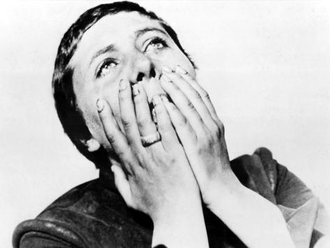 The Passion Of Joan Of Arc, (aka La Passion De Jeanne D'Arc), Maria Falconetti, 1928 Fotografia