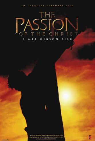 The Passion of the Christ Masterprint