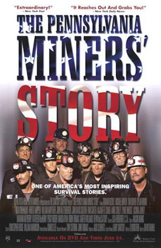 The Pennsylvania Coal Miner's Story Poster