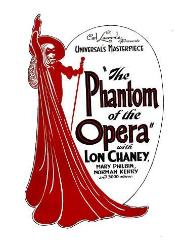 The Phantom of the Opera, 1925 Photo
