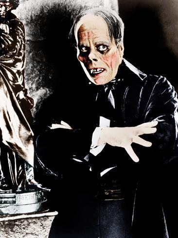 The Phantom of The Opera, Lon Chaney, 1925 Fotografia