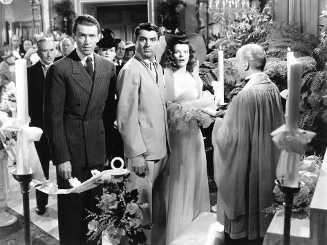 The Philadelphia Story, 1940 Photo