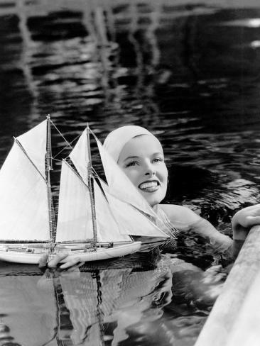 The Philadelphia Story, Katharine Hepburn, 1940 Photo