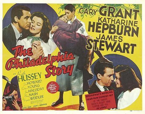 The Philadelphia Story Masterprint