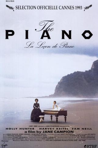 The Piano Masterprint