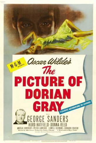 The Picture of Dorian Gray Stampa master