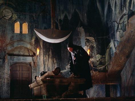 The Pit And The Pendulum, John Kerr, Vincent Price, 1961 Foto