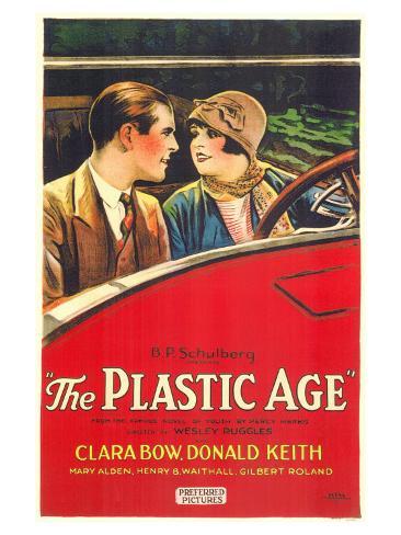 The Plastic Age, 1925 Art Print