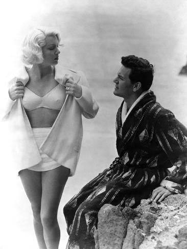 The Postman Always Rings Twice, Lana Turner, John Garfield, 1946 Fotografía