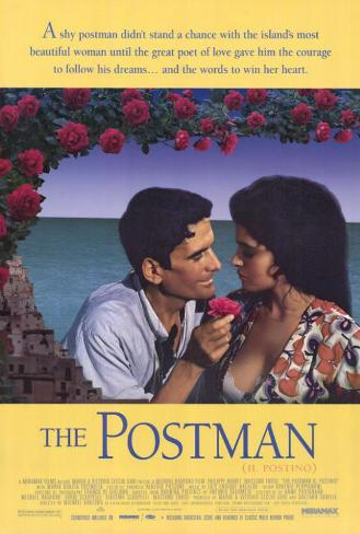 The Postman Masterprint