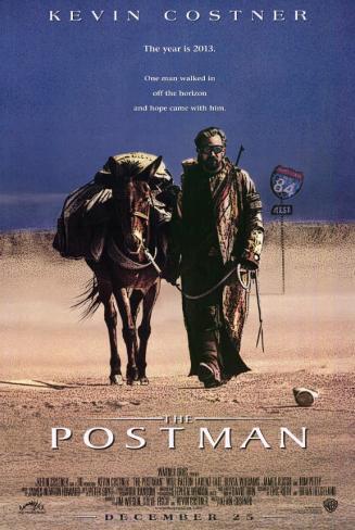 The Postman Impressão original
