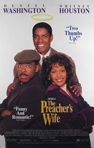 The Preacher's Wife Original Poster