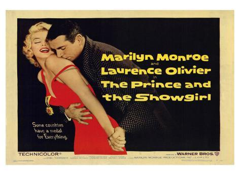 The Prince and the Showgirl, 1957 アートプリント