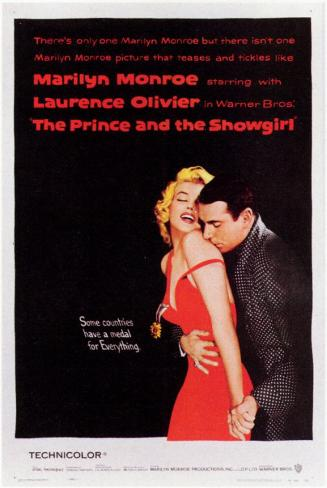 The Prince and the Showgirl Masterprint