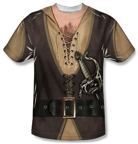 The Princess Bride - Montoya Costume Sublimated