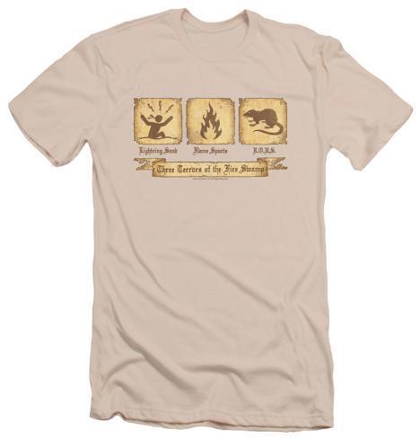 The Princess Bride - Three Terrors (slim fit) T-Shirt