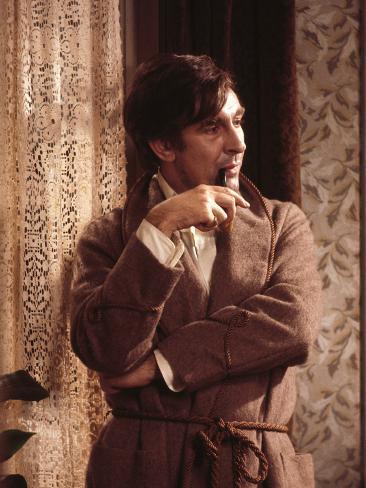 The Private Life Of Sherlock Holmes, Robert Stephens, 1970 Fotografía