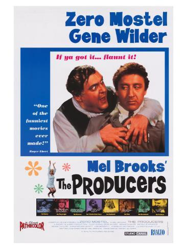 The Producers, 1968 Art Print