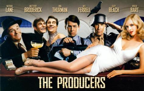 The Producers Lámina maestra