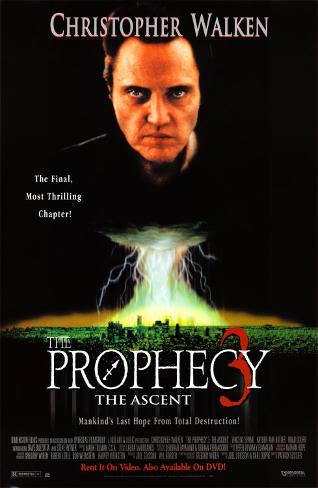 The Prophecy 3- The Ascent Poster