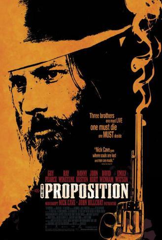 The Proposition - Danish Style Poster