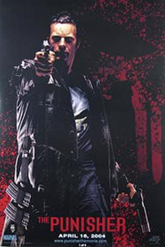 The Punisher Original Poster