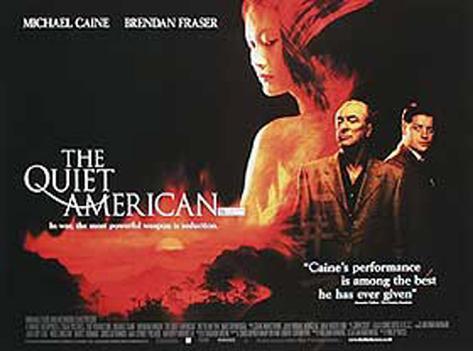 The Quiet American Póster original