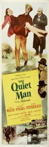The Quiet Man, 1952 Art Print
