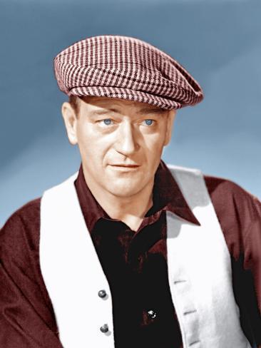 The Quiet Man, John Wayne, 1952 Photo