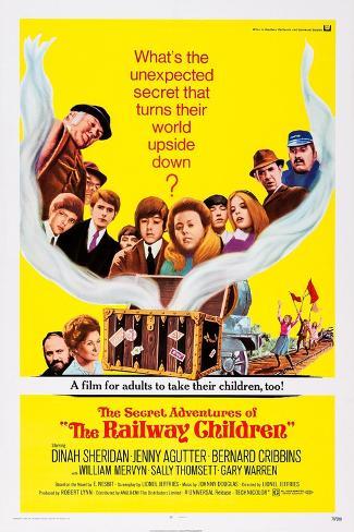 The Railway Children Art Print