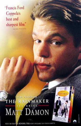 The Rainmaker Original Poster