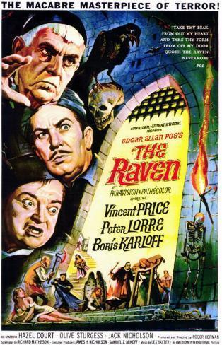 The Raven Masterprint