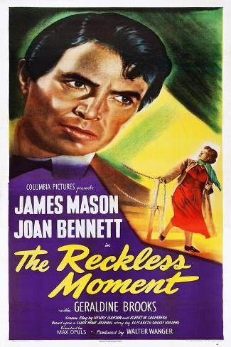 The Reckless Moment Art Print