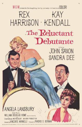 The Reluctant Debutante Masterprint