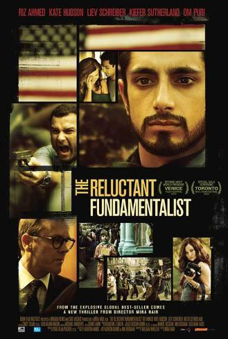 The Reluctant Fundamentalist Movie Poster ポスター
