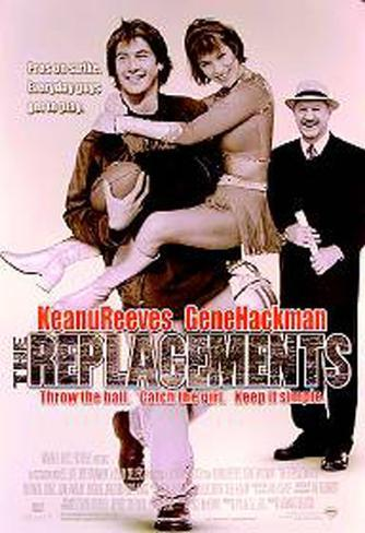 The Replacements Original Poster
