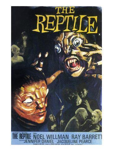 The Reptile, 1966 写真